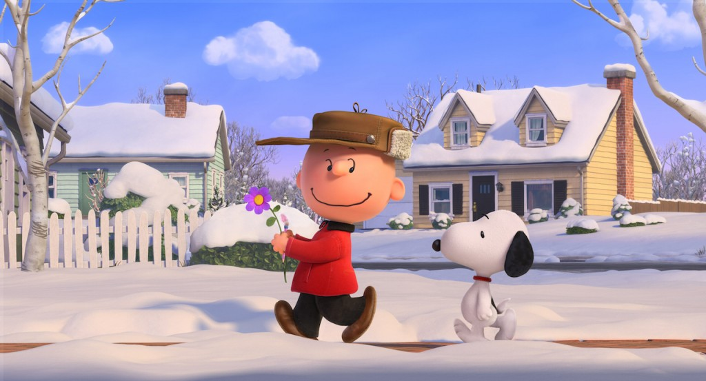 Family and Friendship in Peanuts Movie
