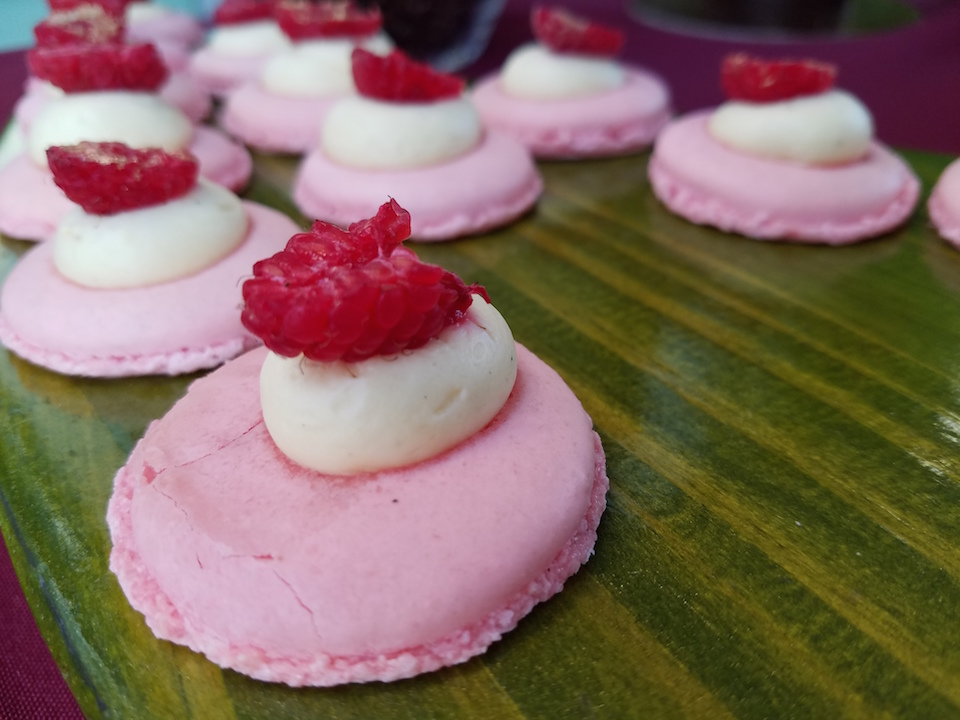 Raspberry Tart at SOCO uncorked