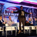 Captain America Civil War Press Conference: Team Iron Man vs. Team Cap