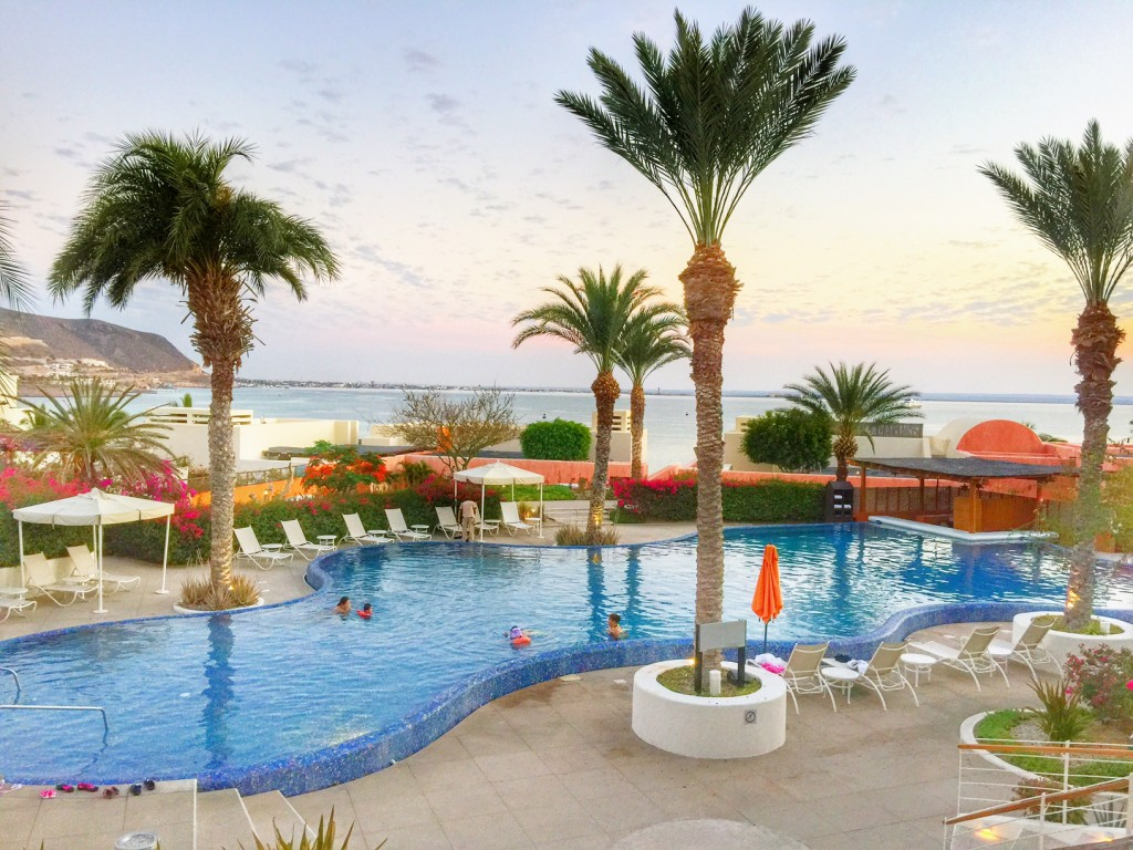 Family Pool at Costa Baja Resort & Spa