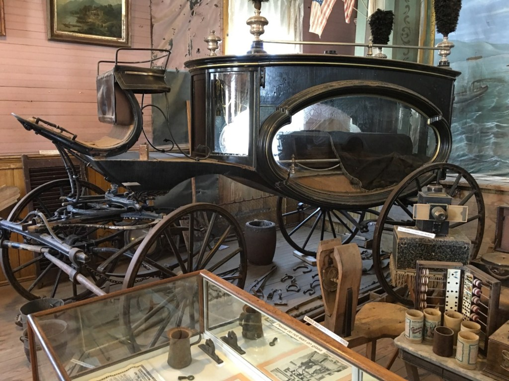 Bodie carriage