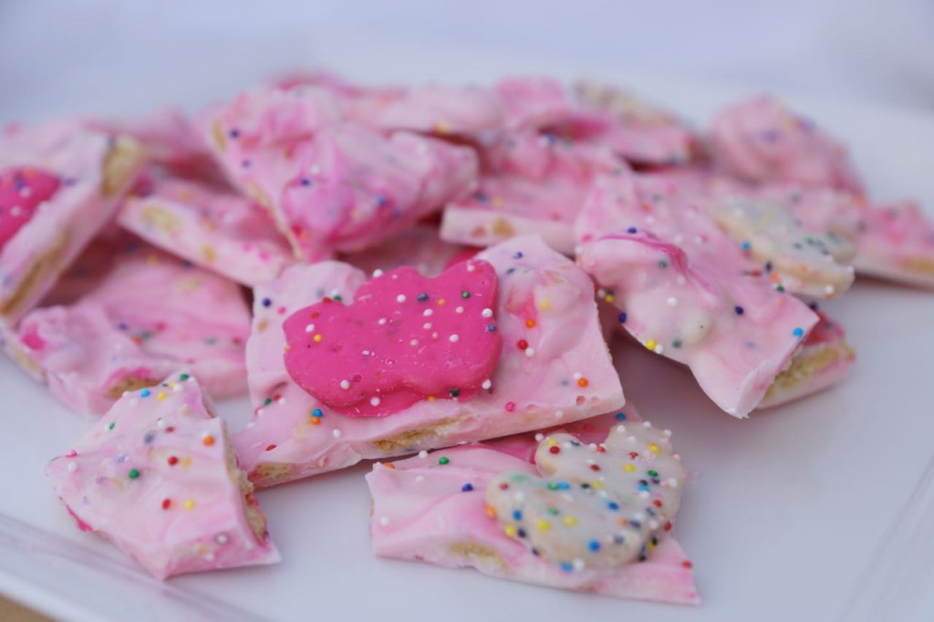 DIY candy Bark