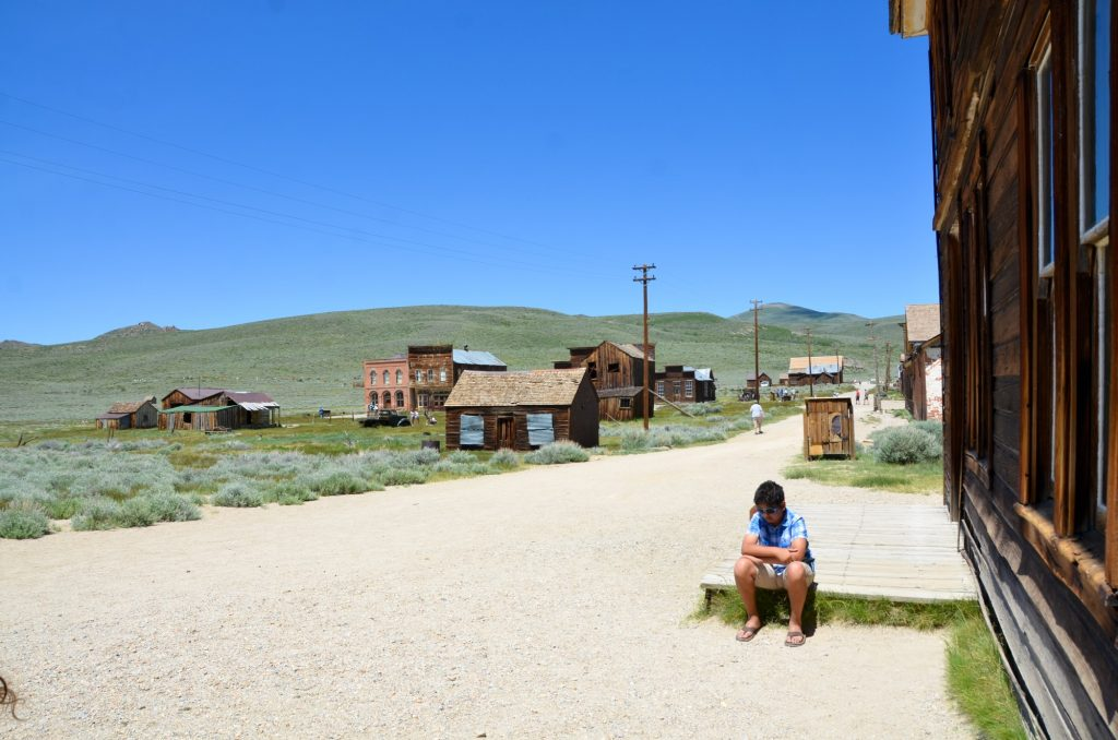 Exploring the history of Bodie