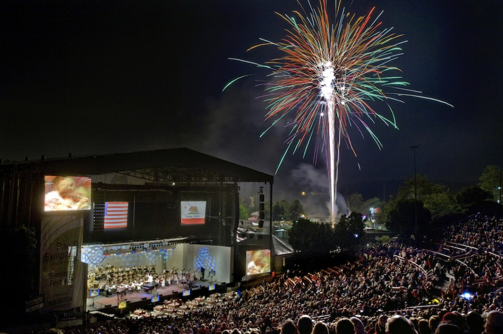 Pacific Symphony July 4th Spectacular