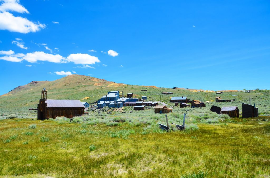 Rich history surrounding Bodie