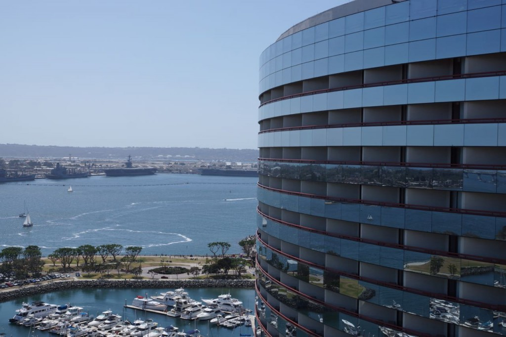 Views at Marriott Marquis San Diego Marina