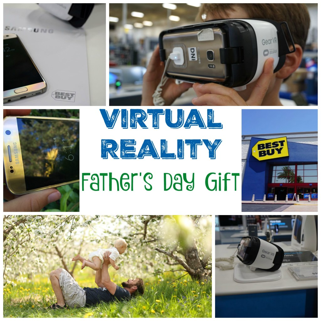Virtual Reality Father's Day Gift