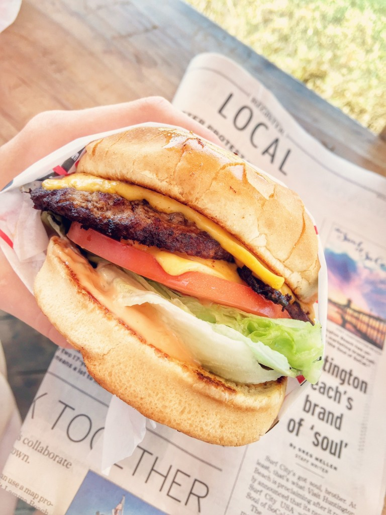 Burgers and the OC Register