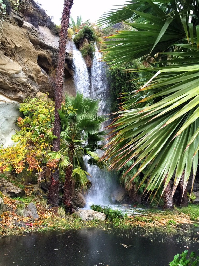 Dana Point Waterfall