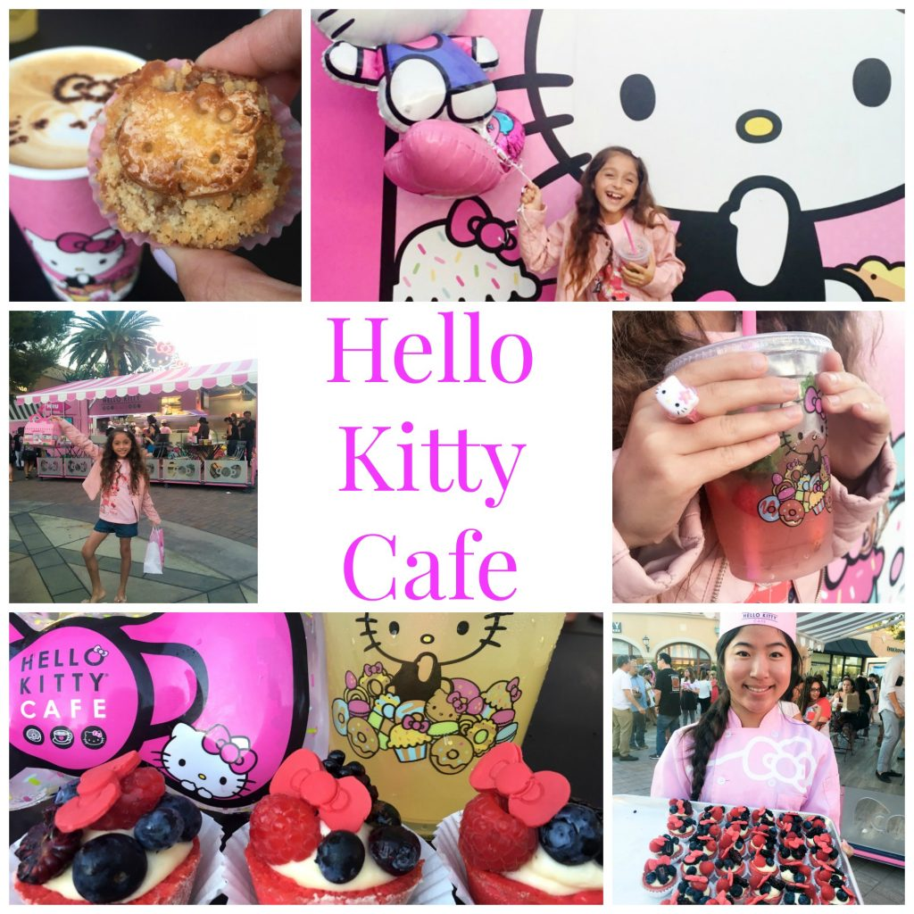 Hello Kitty Cafe Irvine Spectrum Center