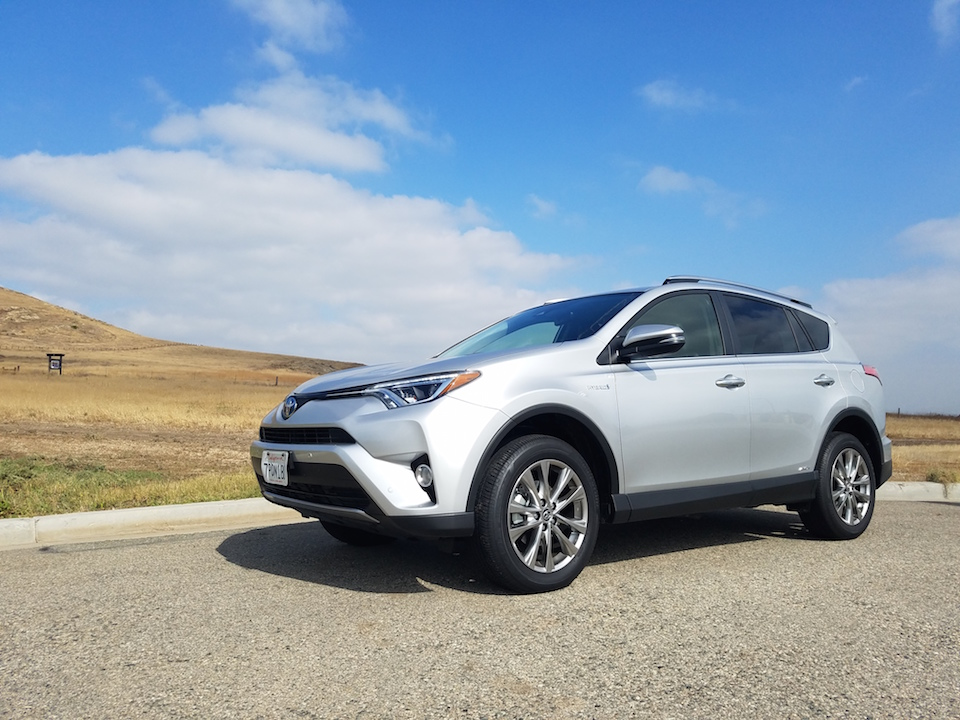 Hiking with the Toyota Rav4
