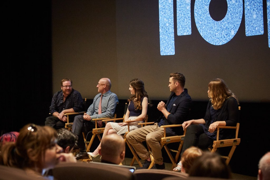 Interview with the cast of DreamWorks