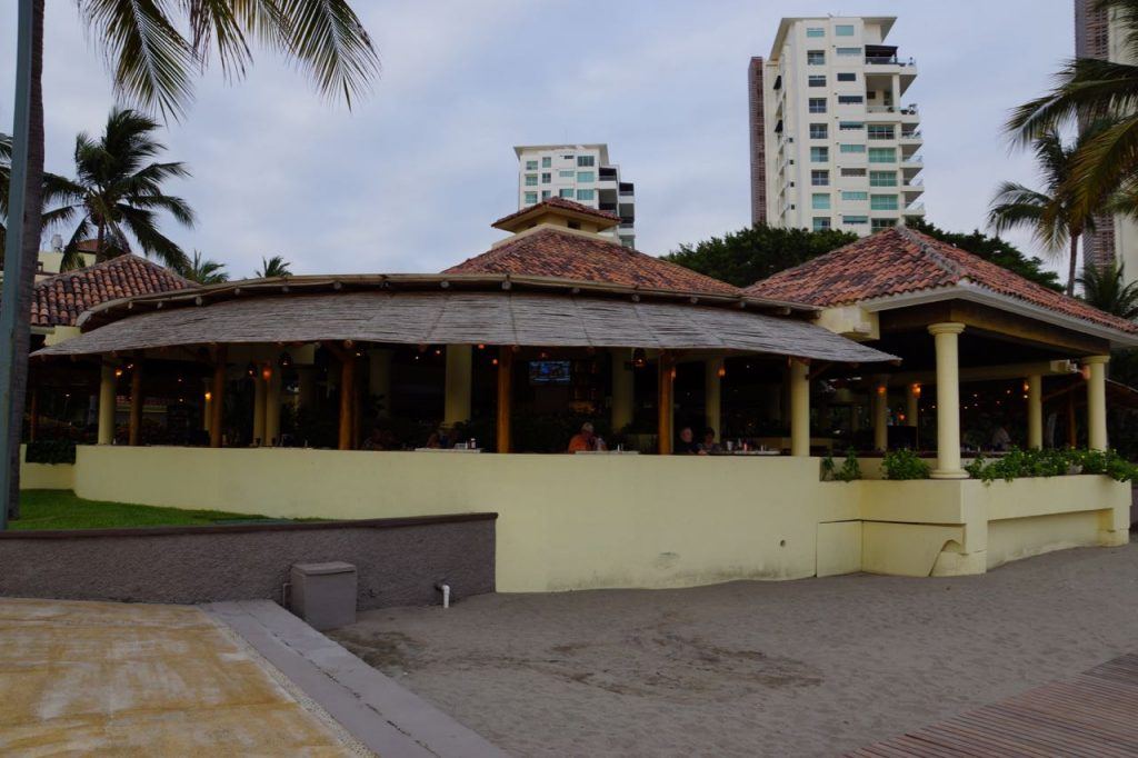 Las Casitas Restaurant in Puerto Vallarta