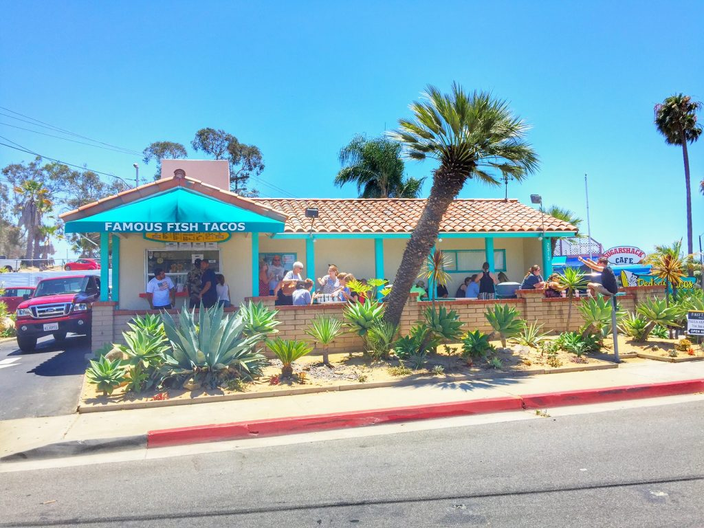 Pedro's Tacos in San Clemente