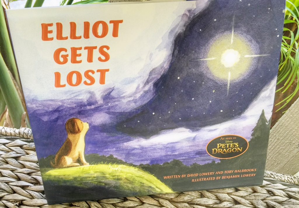 Pete's Dragon Elliott Gets Lost