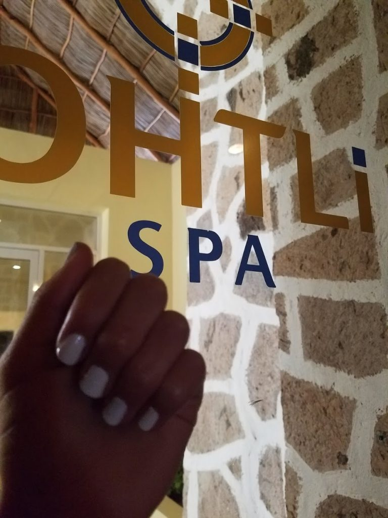Spa at Marriott in PV