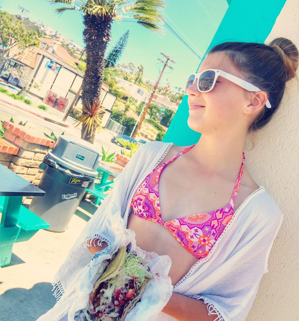 Summer fun at Pedro's Tacos in San Clemente