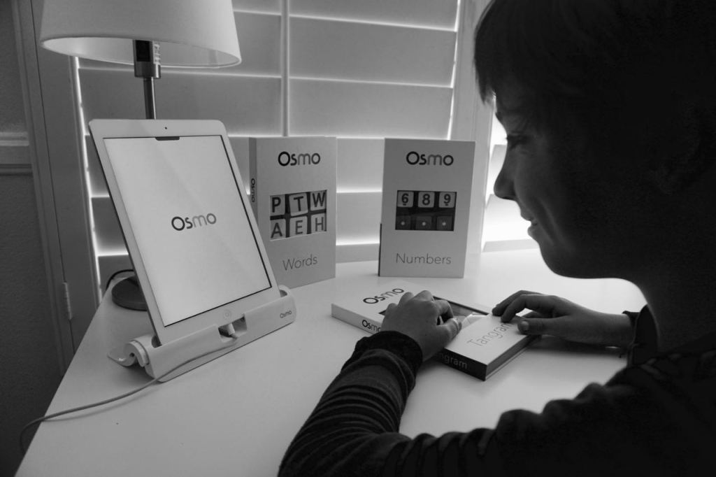 learning with osmo