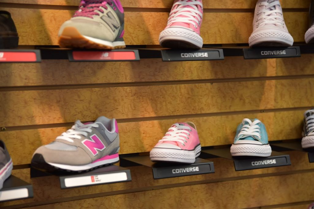 Shoes at West Covina Mall