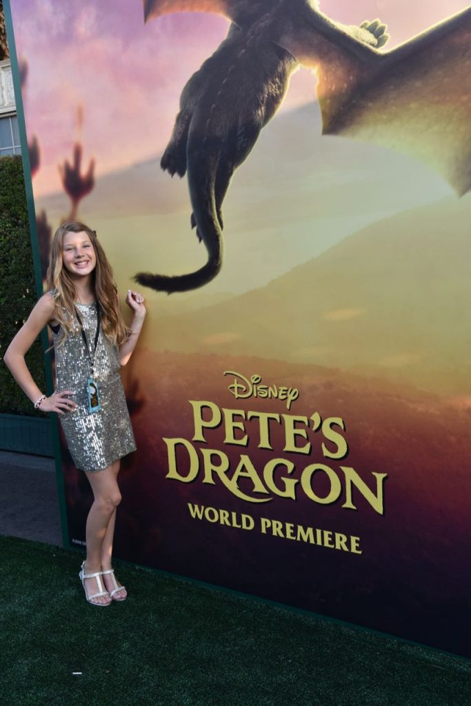 World Premiere of Pete's Dragon