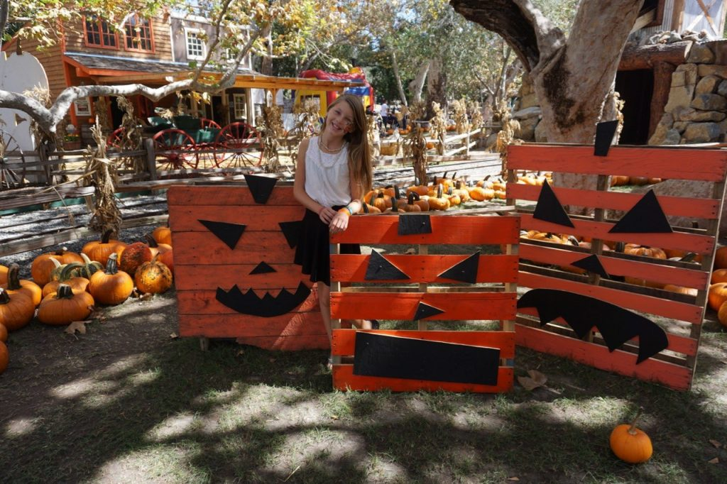 Family Fun at the Irvine Park Railroad Pumpkin Patch