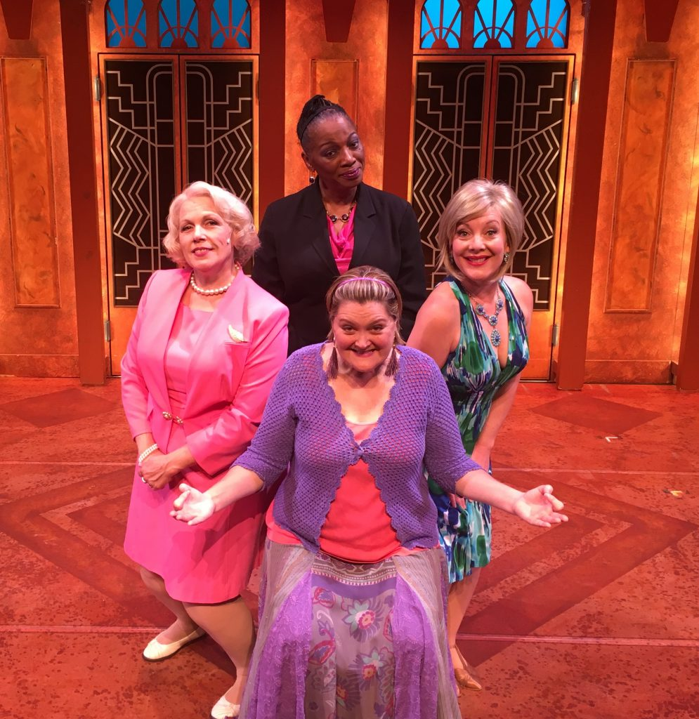 MENOPAUSE THE MUSICAL - 2016 - 1