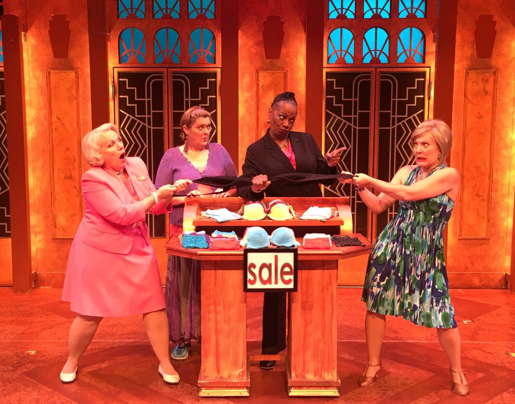 MENOPAUSE THE MUSICAL - 2016 - 2