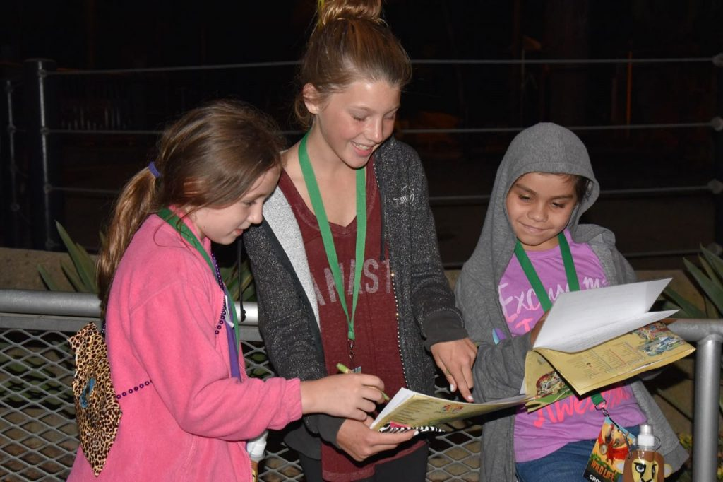 nighttime-scavenger-hunt-at-the-san-diego-zoo-sleepover