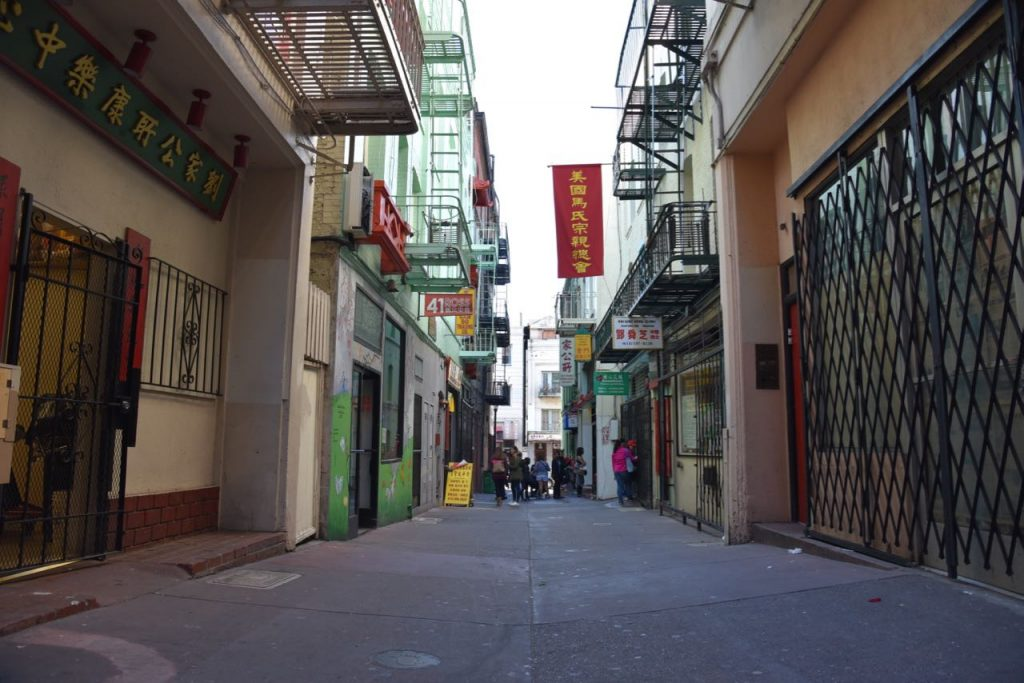 china-town-ally-in-san-francisco