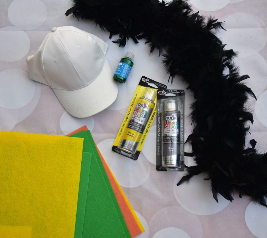 King Julien Costume Supplies