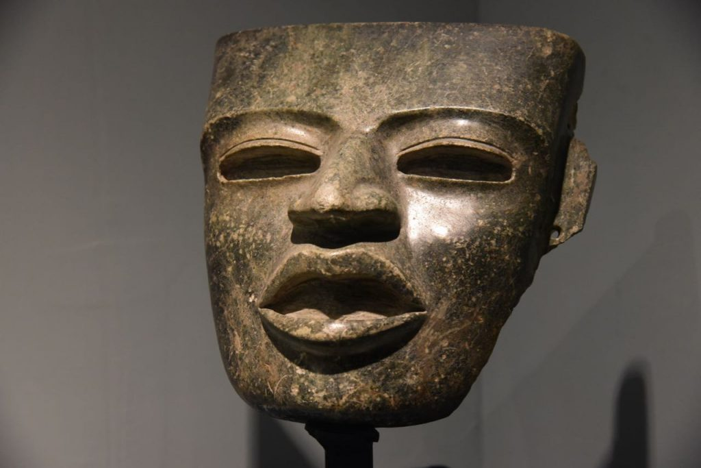 Teotihuacan Death Mask