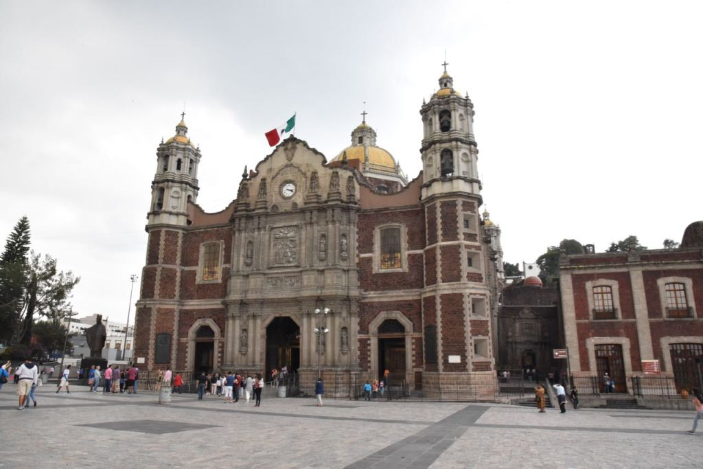 The Scared Old Basilica of Our Lady of Guadalupe