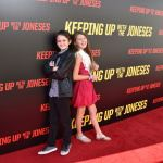 World Premiere of Keeping up with The Joneses