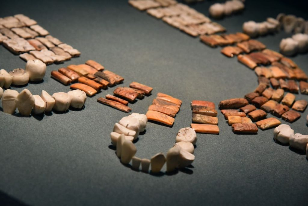 Teeth from Teotihuacan