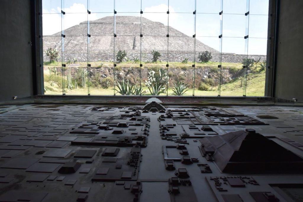 What Teotihuacan Once Looked Like
