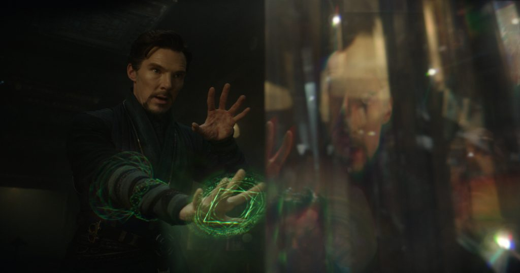 Magic of Doctor Strange