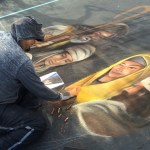 You're Invited: A Christmas Chalk Walk