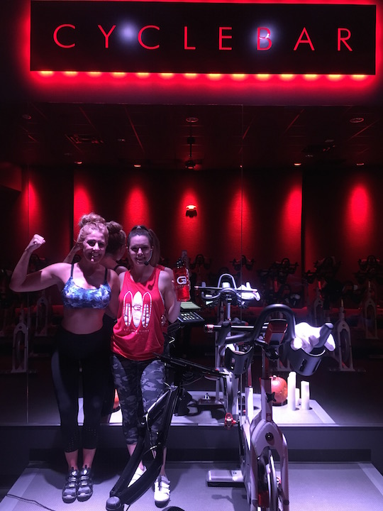 CycleBar in Laguna Hills