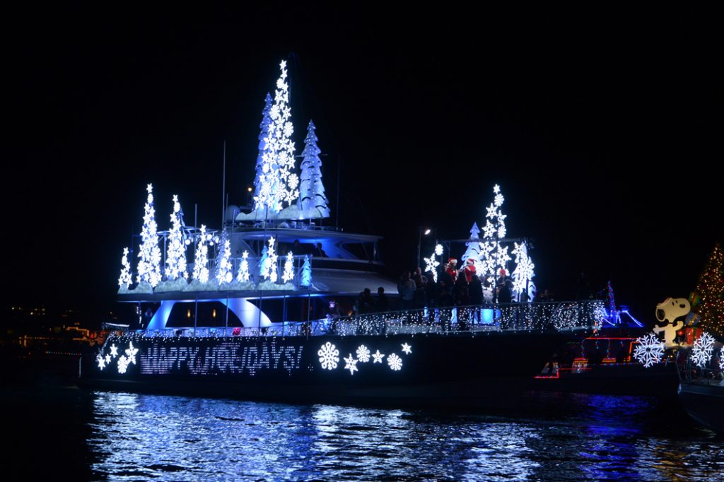 Holiday Events in Newport Beach
