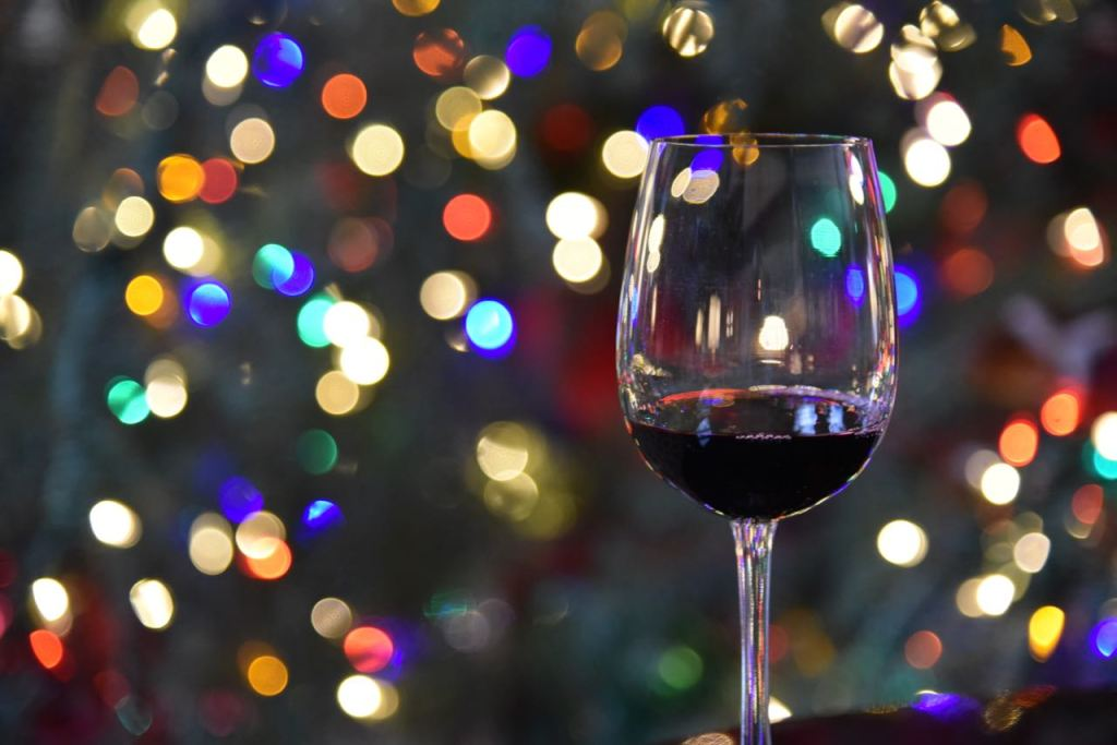 Idle Hour Winery in Oakhurst Holiday Tasting