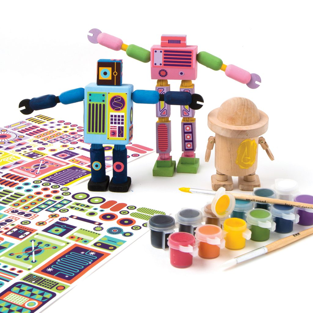 Kid Made Modern Robot Kit