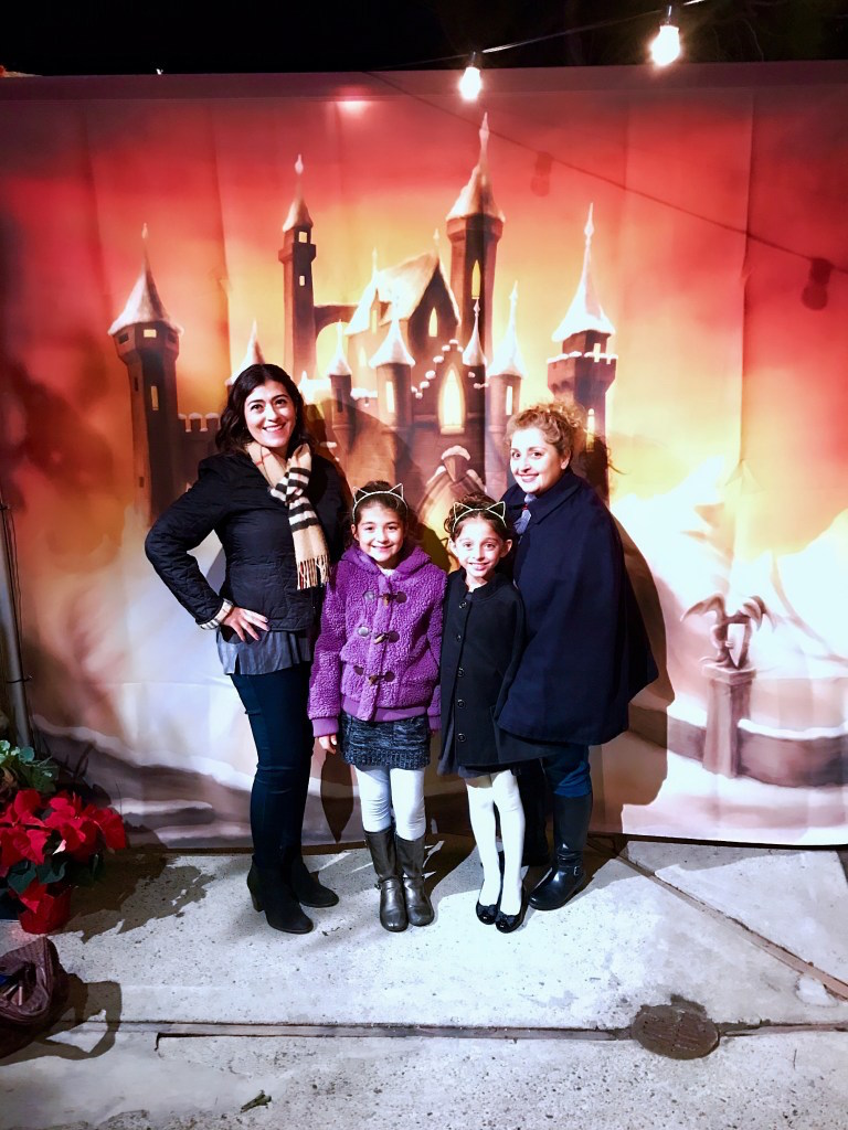 Mother Daughter night out at The Laguna Playhouse