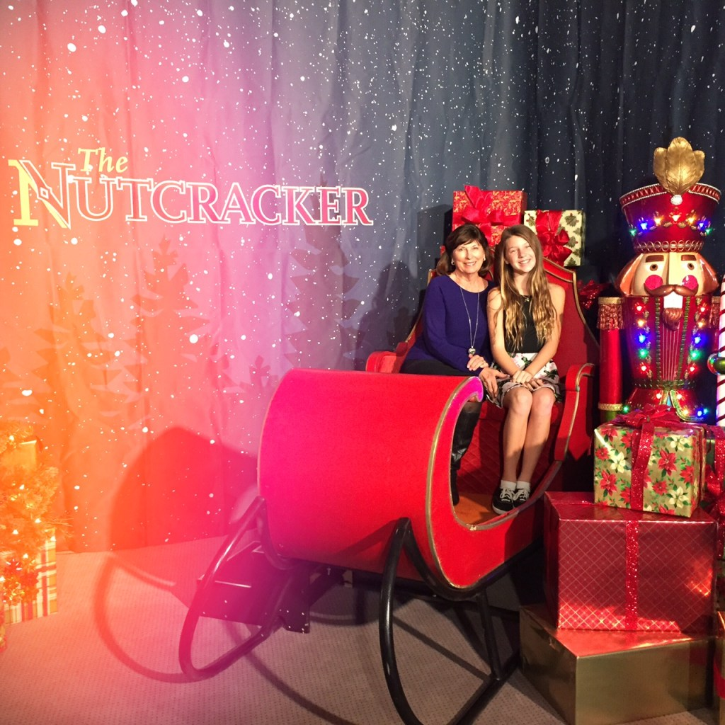 The Nutcracker at The Segerstrom Center for the Arts