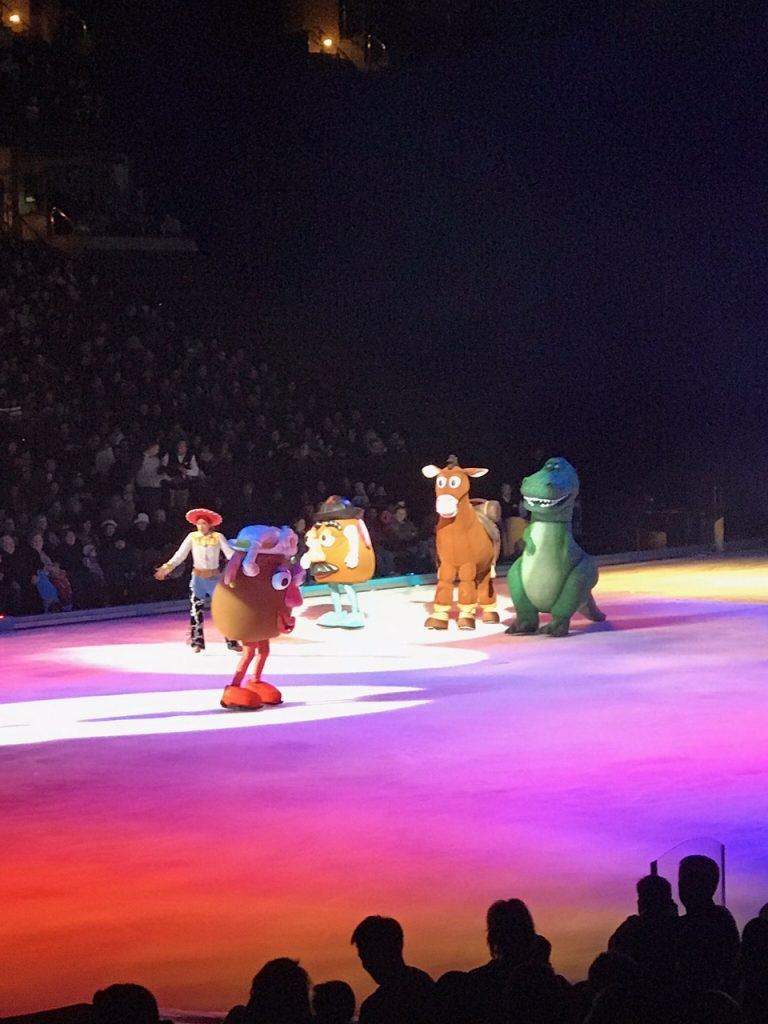 Toy Story at Disney on Ice Worlds of Enchantment