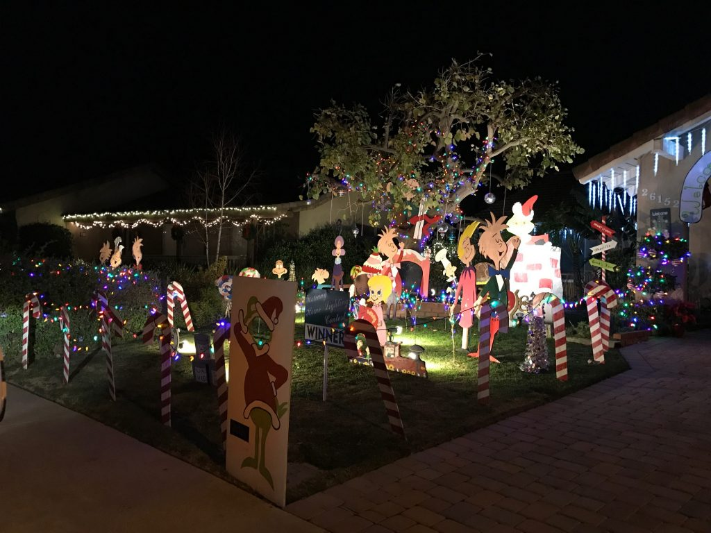 Whoville House in Mission Viejo