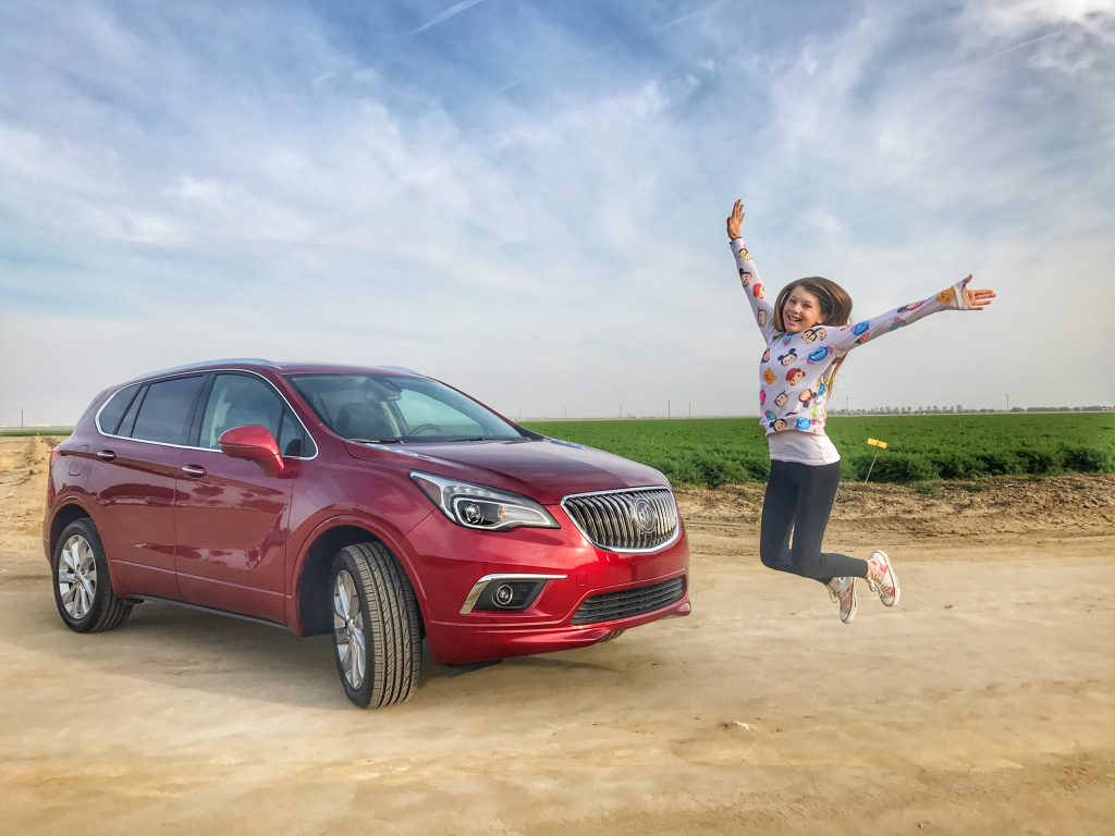 Buick Envision Road Trip