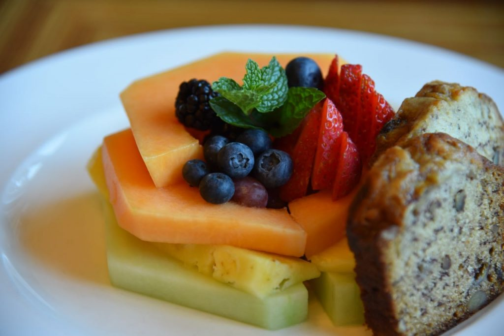 Fruit at Journey's End at Pechanga
