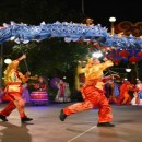 Lunar New Year at the Disneyland Resort