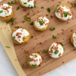 Super Bowl Mini Baked Potato Bites