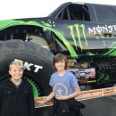Making Monster Jam a Tradition